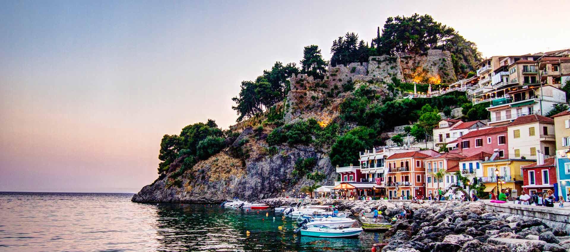 Parga, Greece | Ideal house in Parga