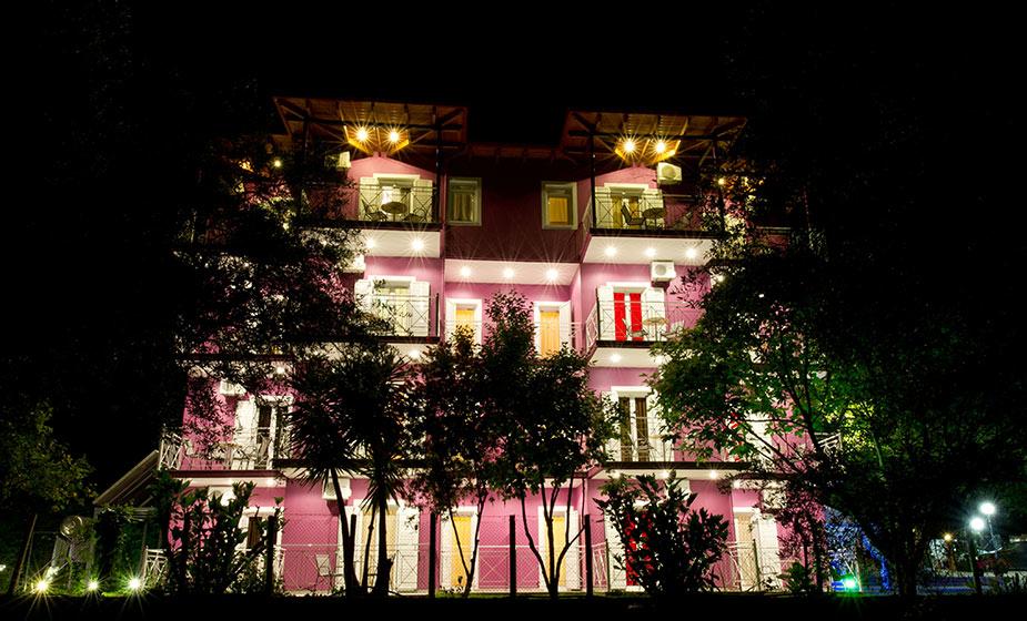 Δωμάτιαapartments in Parga greece στην Πάργα - Ξενοδοείο στην Parga ideal