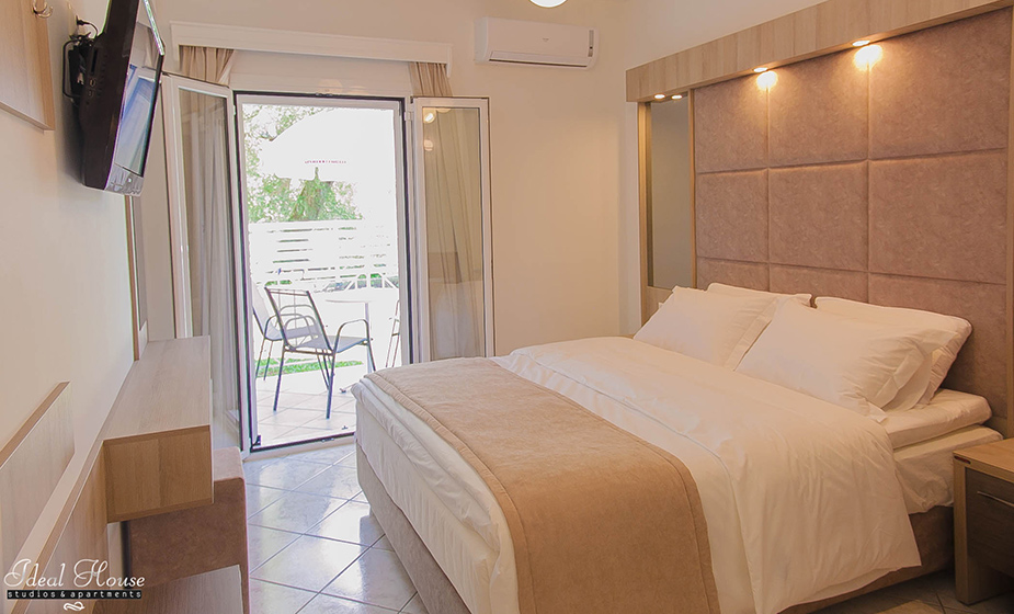 Appartamento superior con due camere da letto for Piani di due camere da letto